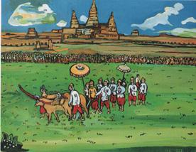 アンコールワットの行列風景 カンボジア2.jpg